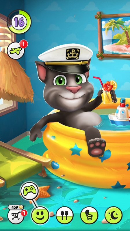 My Talking Tom - Online Game Hack and Cheat | TryCheat com