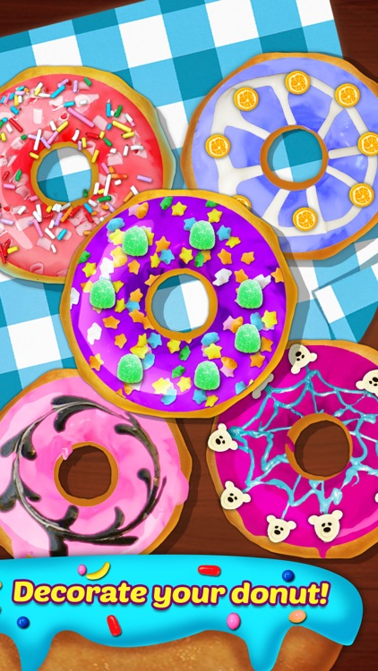 Donut Maker! screenshot-0