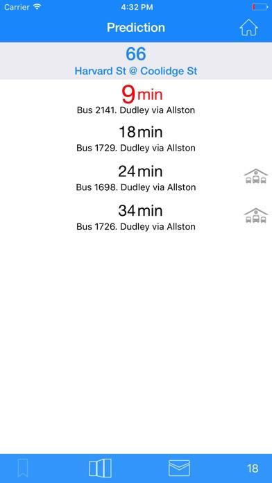 Wheres My Mbta Bus review screenshots