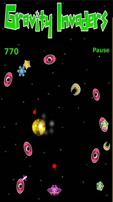 点击获取Gravity Invaders in space