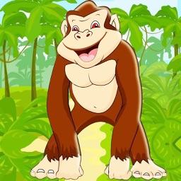 Gorilla Run 2 Jungle Game