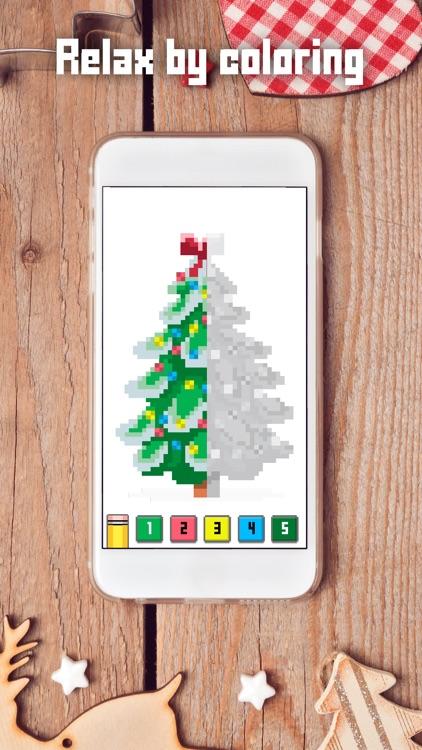 Color Number - Pixel Art
