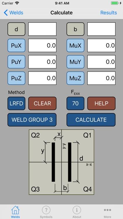 WeldCalcs