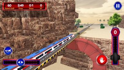 Indian Train Drive Simulator screenshot 4