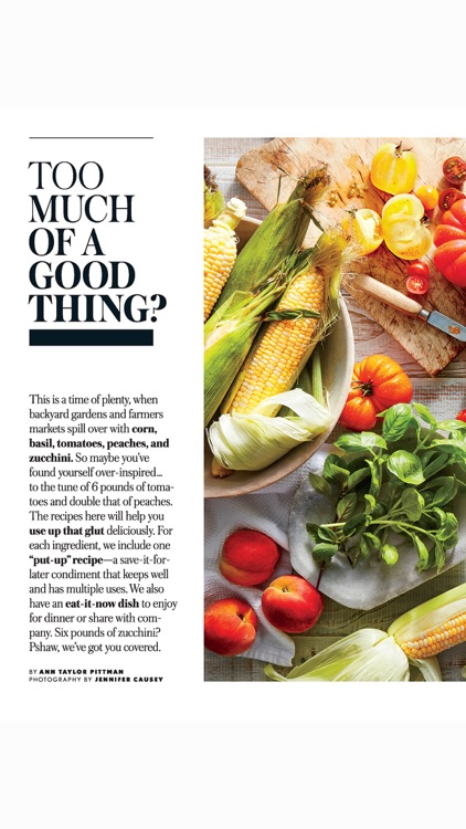 Cooking Light Magazine screenshot-4