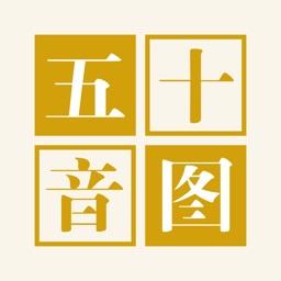 日语五十音图-日语学习