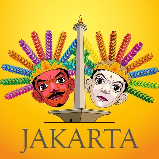 Jakarta Travel Guide Offline