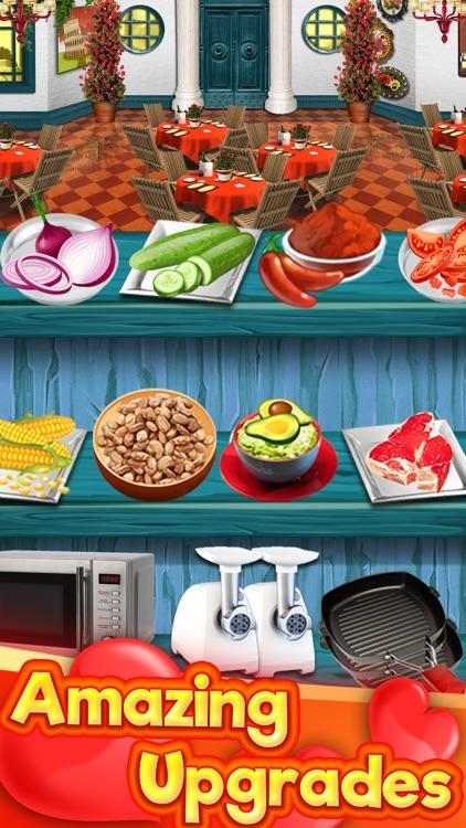 Kitchen Food Court Craze (NEW) screenshot-3