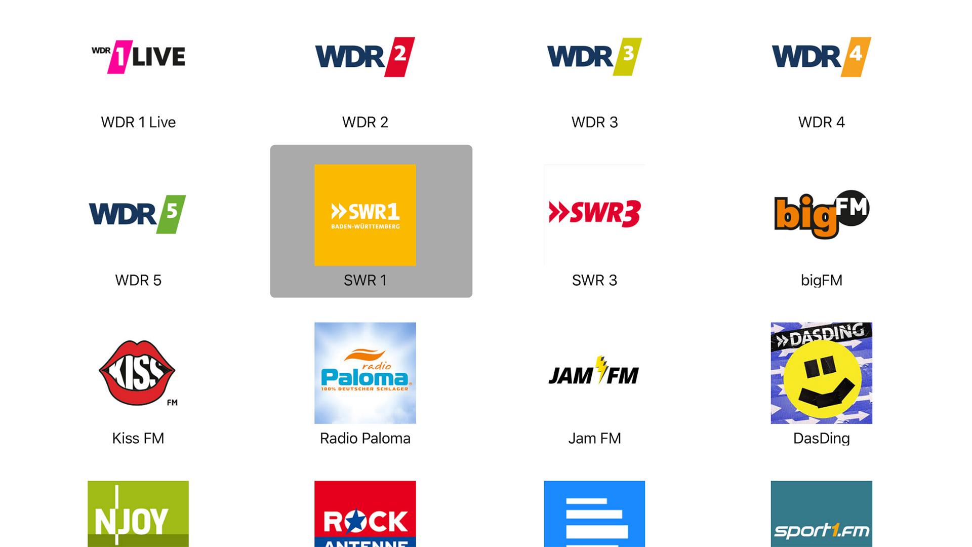 Radio Televisión Online screenshot 4