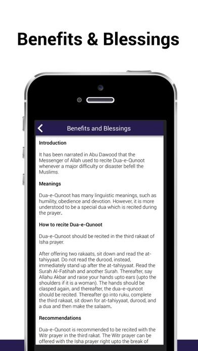 Dua-e-Qunoot | App Price Drops