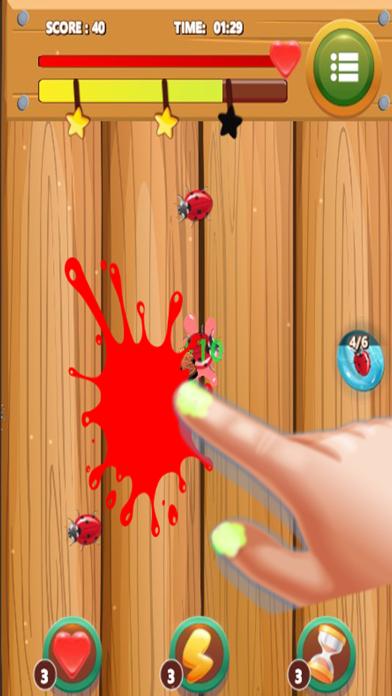 Bug Smasher - Tap To Kills screenshot three