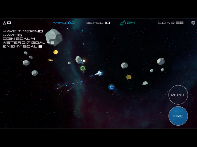 Astronoidz Screenshot
