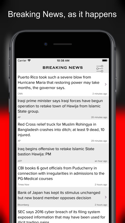 Breaking News screenshot-0