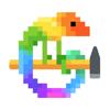 Pixel Art: 数字で作成