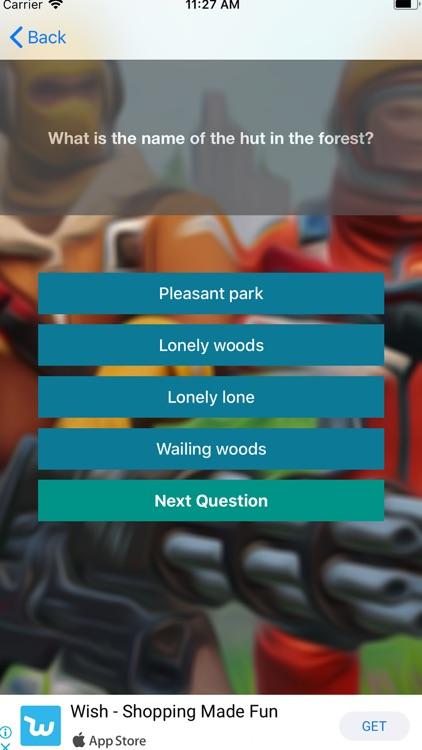 Quiz For Fortnite Vbucks screenshot-4