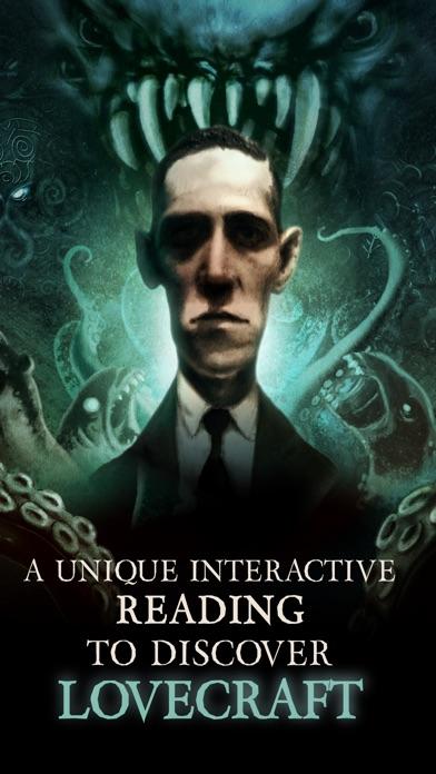 iClassics: H.P. Lovecraft screenshot 1