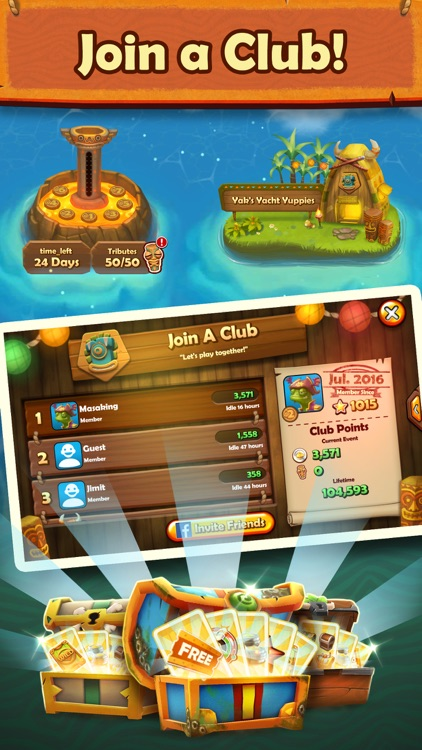 Solitaire Tripeaks – Card Game screenshot-3