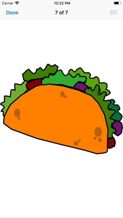 Tasty Taco Stickers screenshot-7