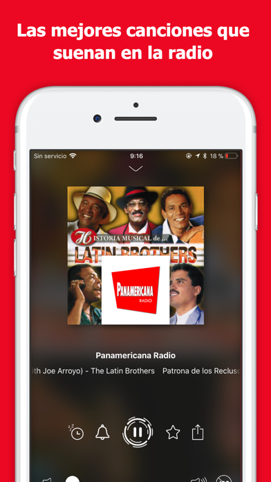 Radios de Perú: Radio en Vivo for Windows