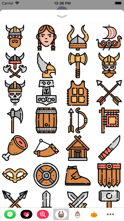 Viking Sticker Pack