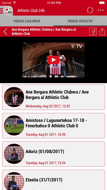 24h News for Athletic Club screenshot-4