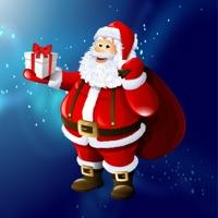 Santa Claus  Awesome Sticker