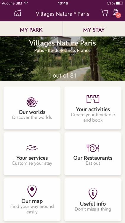 Villages Nature® Paris app image