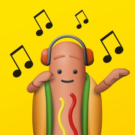The Dancing Hotdog