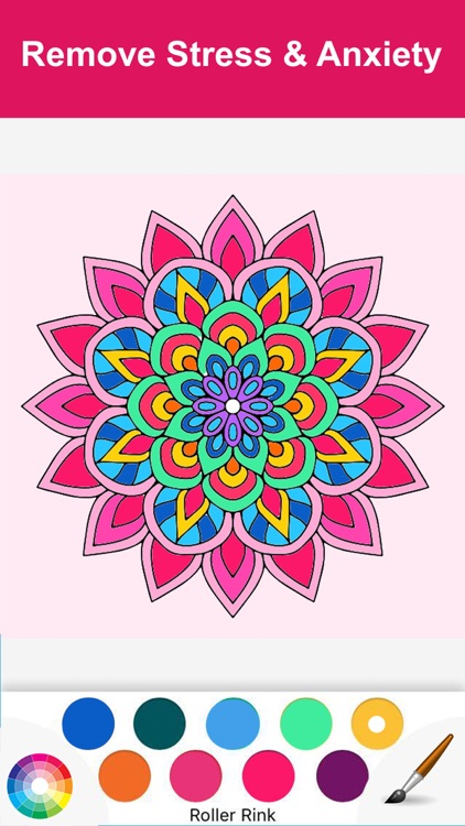 Girly Coloring Book: Draw Arts