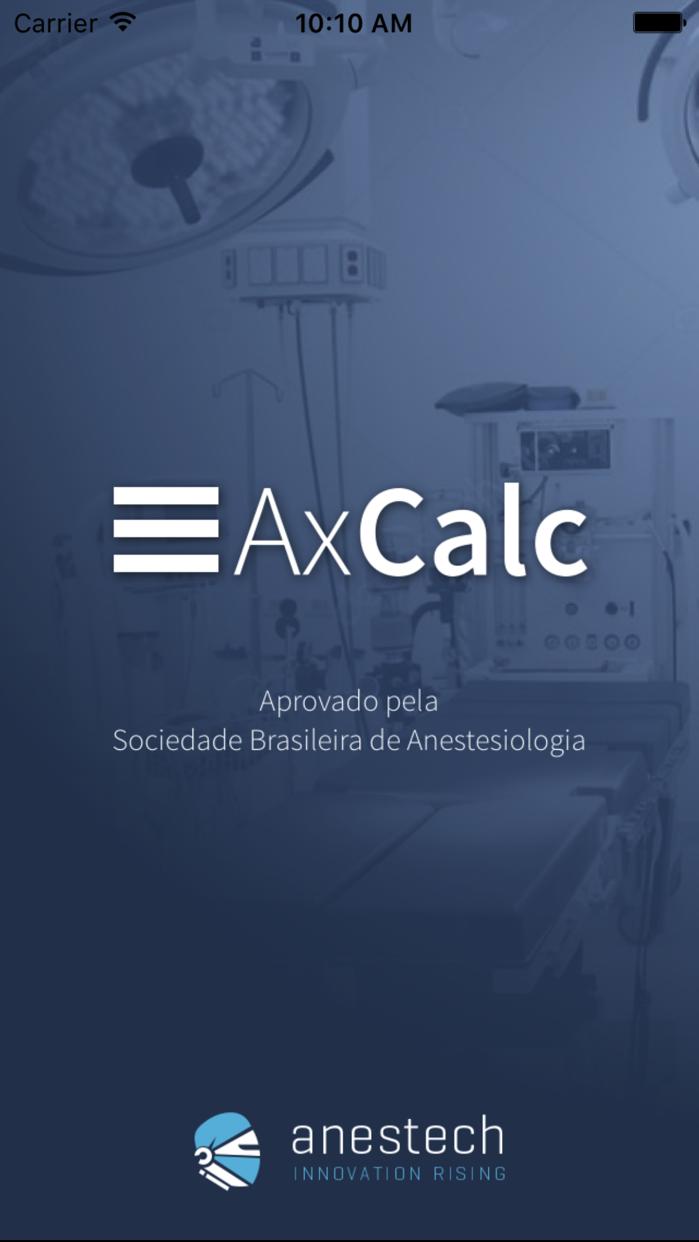 AxCalc Screenshot