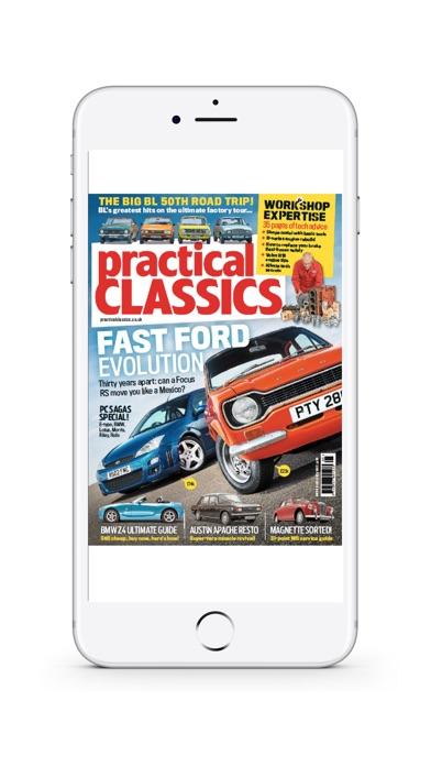 Practical Classics Magazine review screenshots