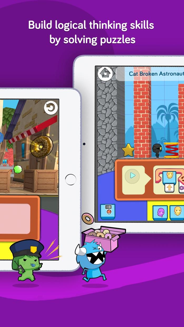 codeSpark Academy: Kids Coding Screenshot