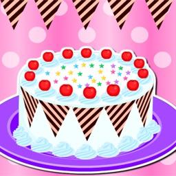 制作黑森林蛋糕