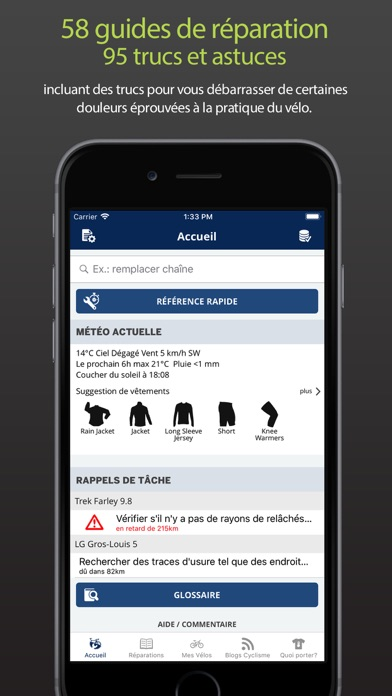 download Mécano Vélo apps 2