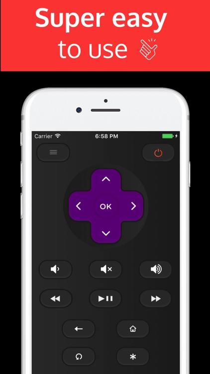 TCLee : Remote for TCL ROKU TV screenshot-2