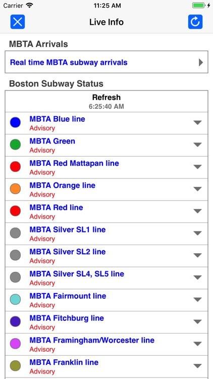 Boston Metro by Zuti screenshot-4