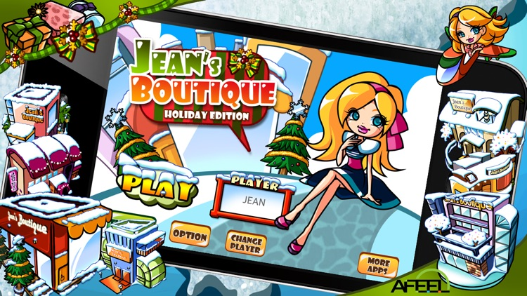 Jean's Boutique: Holiday