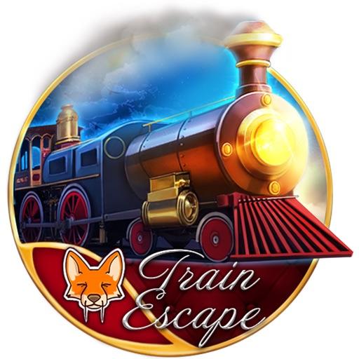 Train Escape Детективный Квест