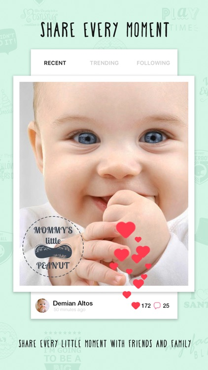 Giggly- baby tracker pics app screenshot-3