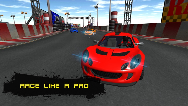 Off-Road Traffic Car Tour Race screenshot-4