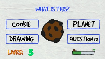 Tricky Quiz screenshot two