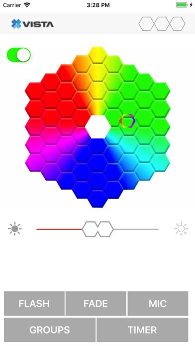 Vista RGB screenshot one