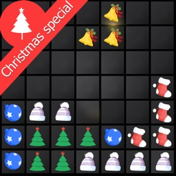 Christmas Block Puzzle Game
