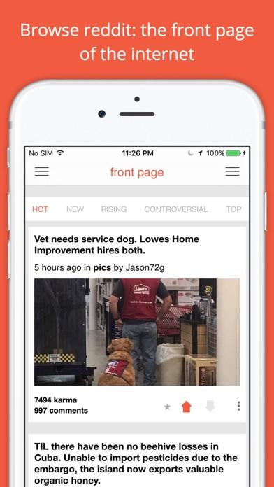 Karma Train for reddit by Linto Mathew (iOS, United States
