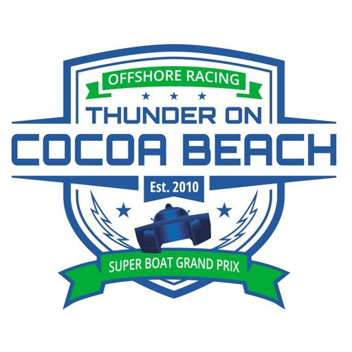 Thunder on Cocoa Beach
