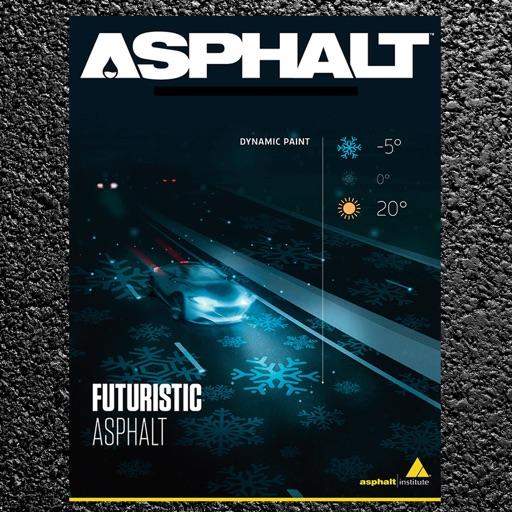 Asphalt Magazine iOS App