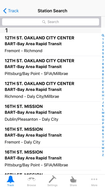 TrackMyStop Never Miss a Stop