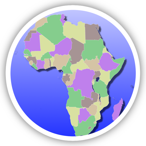 Africa Map Quiz Education Ed.