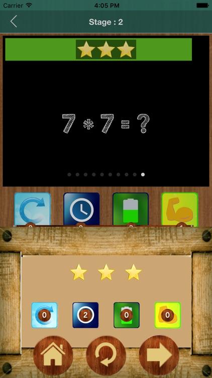 Math Puzzles screenshot-3