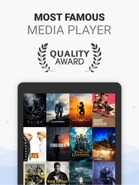 PlayerXtreme Media Player Screenshots